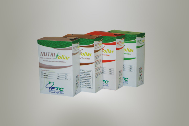 Inorganic fertilizer products – IFTC